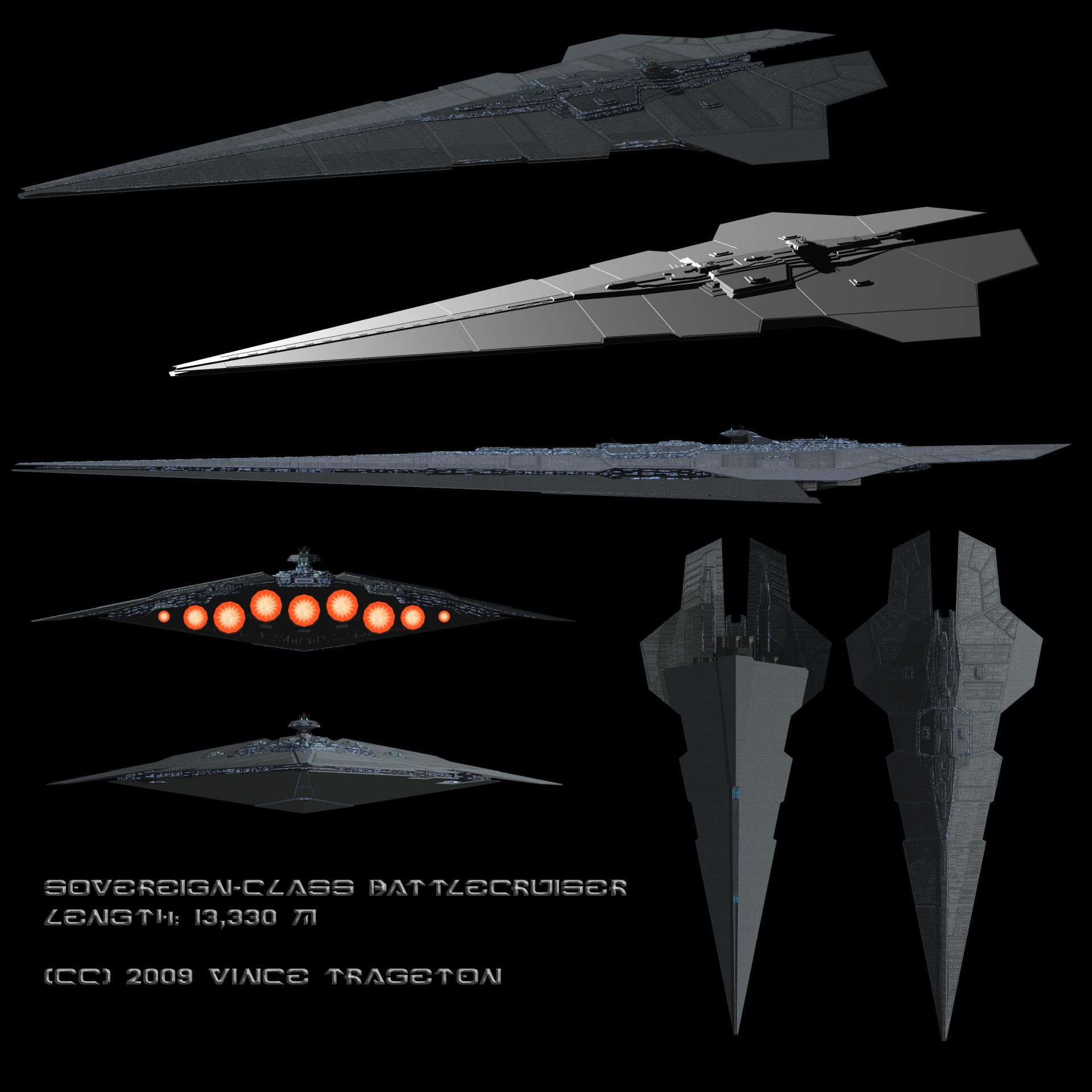 starship profile sovereignclass superstar battlecruiser