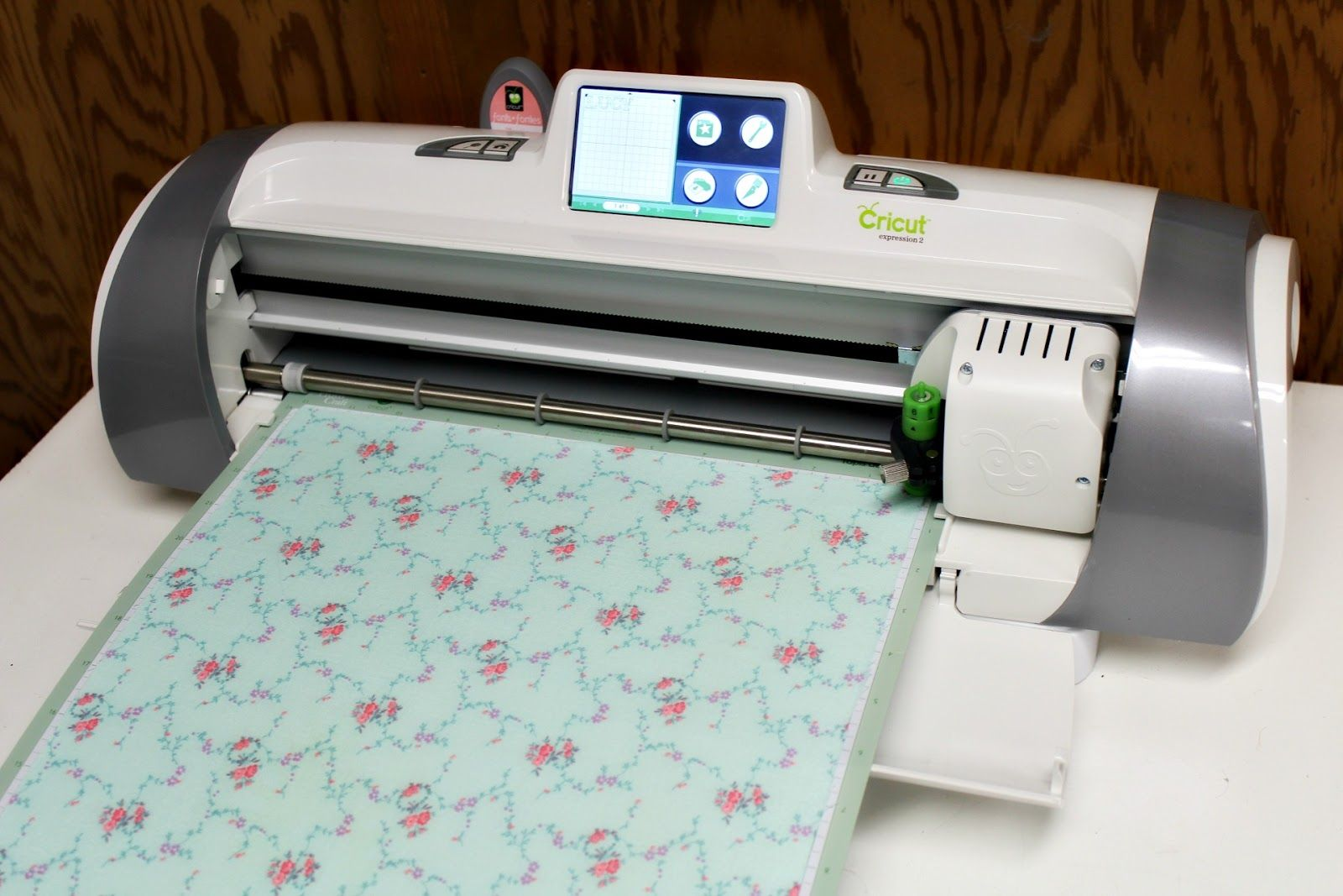 Iron on fabric stazon ink onsie project tutorial for The cricut craft machine