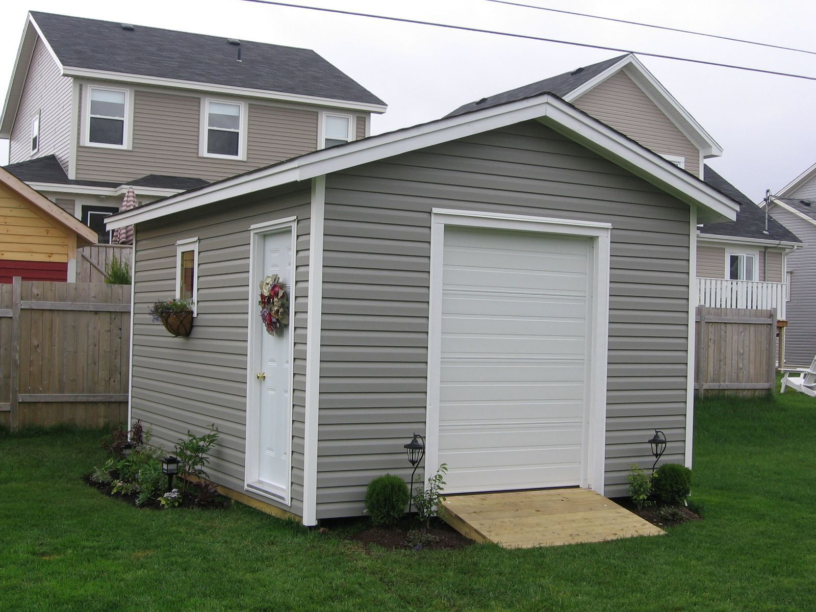 Small Garage Doors For Sheds Design Small Garage Door
