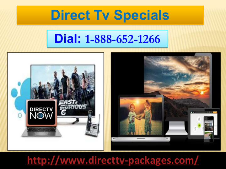 Direct Tv Specials 1-888-652-1266 Prices, Packages & Deals
