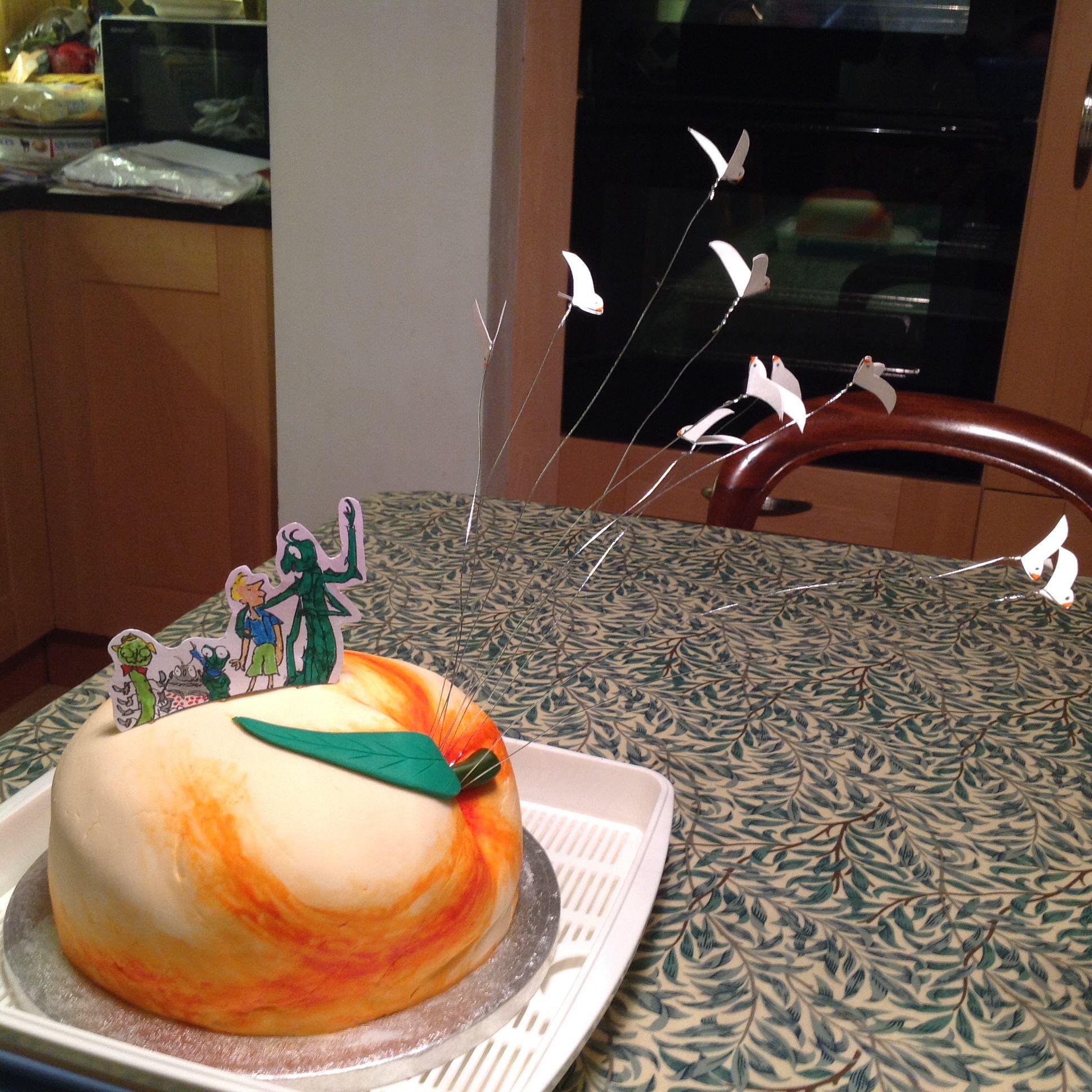 roald dahl piece of cake