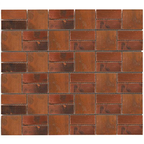 "SomerTile MDXPBP Patine Copper Mosaic Wall Tile, 11.75"" x... https://www.amazon.com/dp/B00L1UG5O8/ref=cm_sw_r_pi_dp_x_piUPyb3YACSEE"