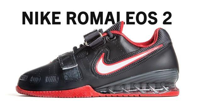 nike romaleos 2.0
