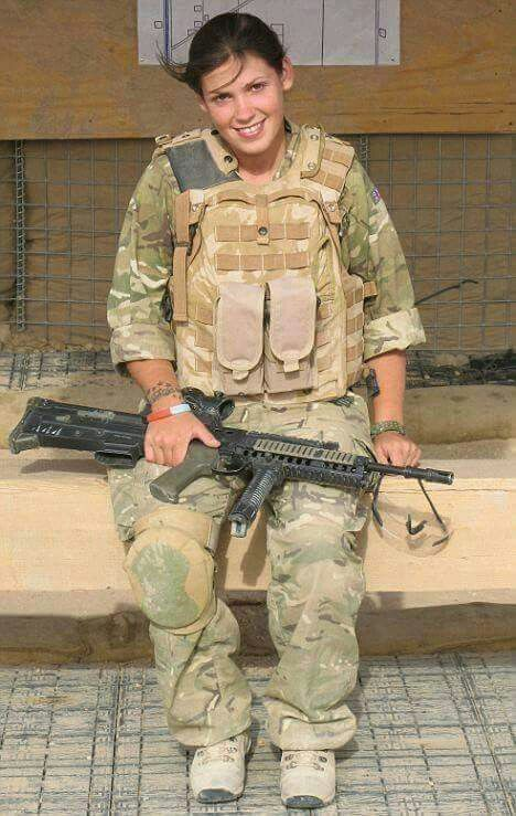 Lance Cprl Kyle Watson Of The Royal Army Medical Corps Who