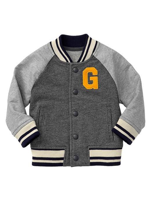 8d82224a4 Baby Logo Varsity Jacket