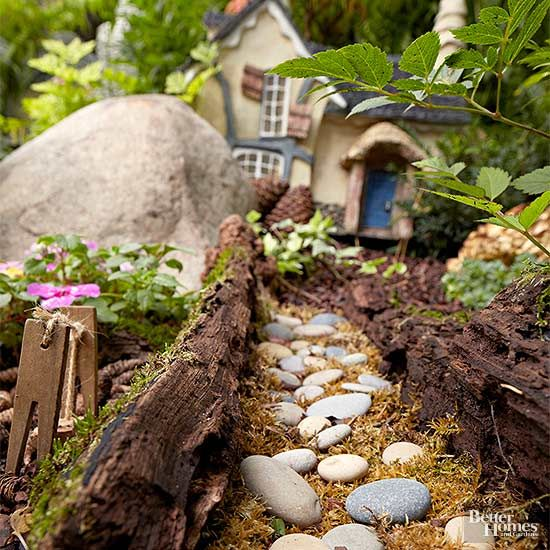 fairy garden ideas you haven t seen before gardening trends rh pinterest com fairy garden homes and cottages fairy garden cottage kit