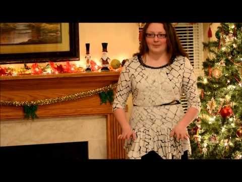 ▶ Alaine - 3/4 Sleeve Ruffle Lace Overlay Top by Apostolic Clothing - YouTube