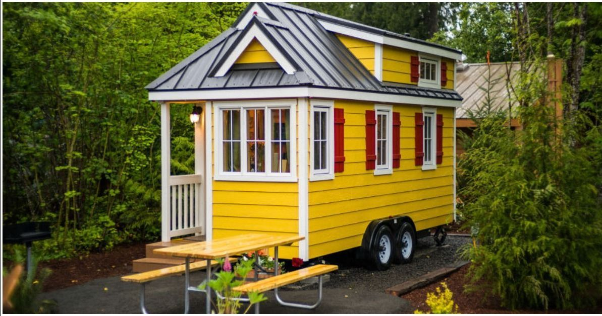 Tiny Homes Have A Huge Problem That No One Mentions Tiny
