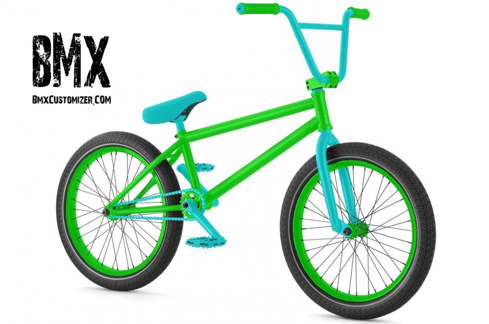 Design your own custom BMX bike: BmxCustomizer.com | sunday | Pinterest