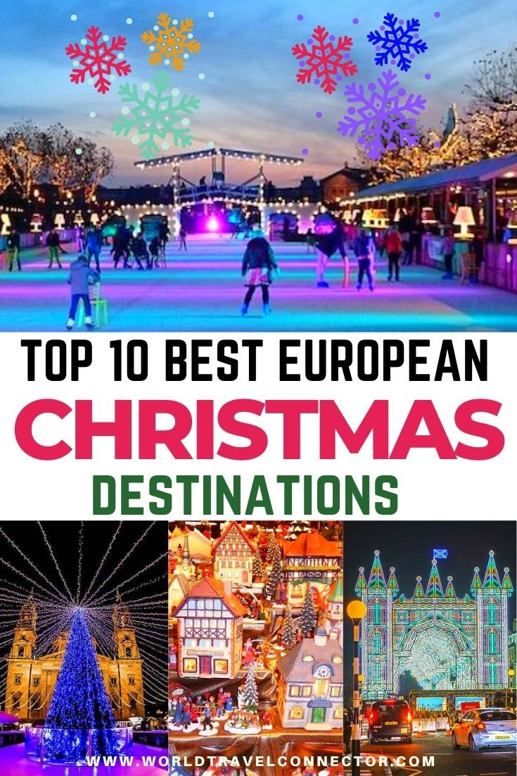 Christmas Vacation Deals 2020 Europe TOP 10 Best Christmas Destinations in Europe in 2020 | Europe trip