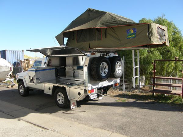 Ute Back C&ers & Ute Back Campers | Camping | Pinterest | Ute 4x4 and Camper tops