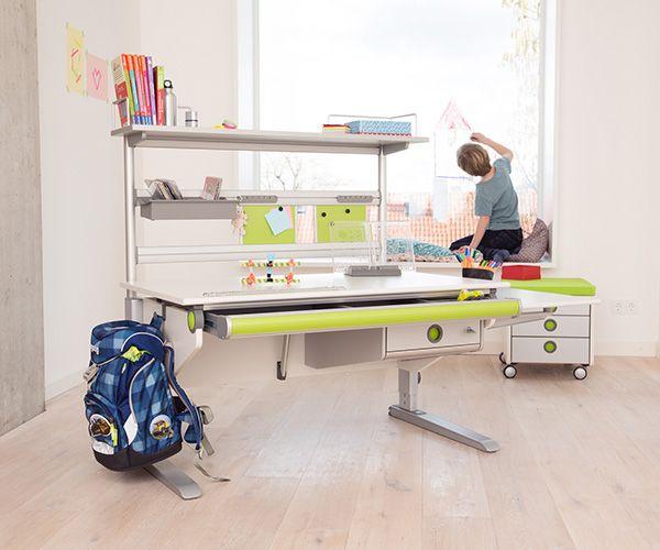 Kinderschreibtisch  moll #Winner #FlexDeck #Pro #Kinderschreibtisch http://moll ...