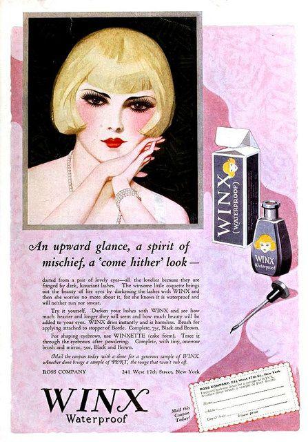 Winx Waterproof Mascara