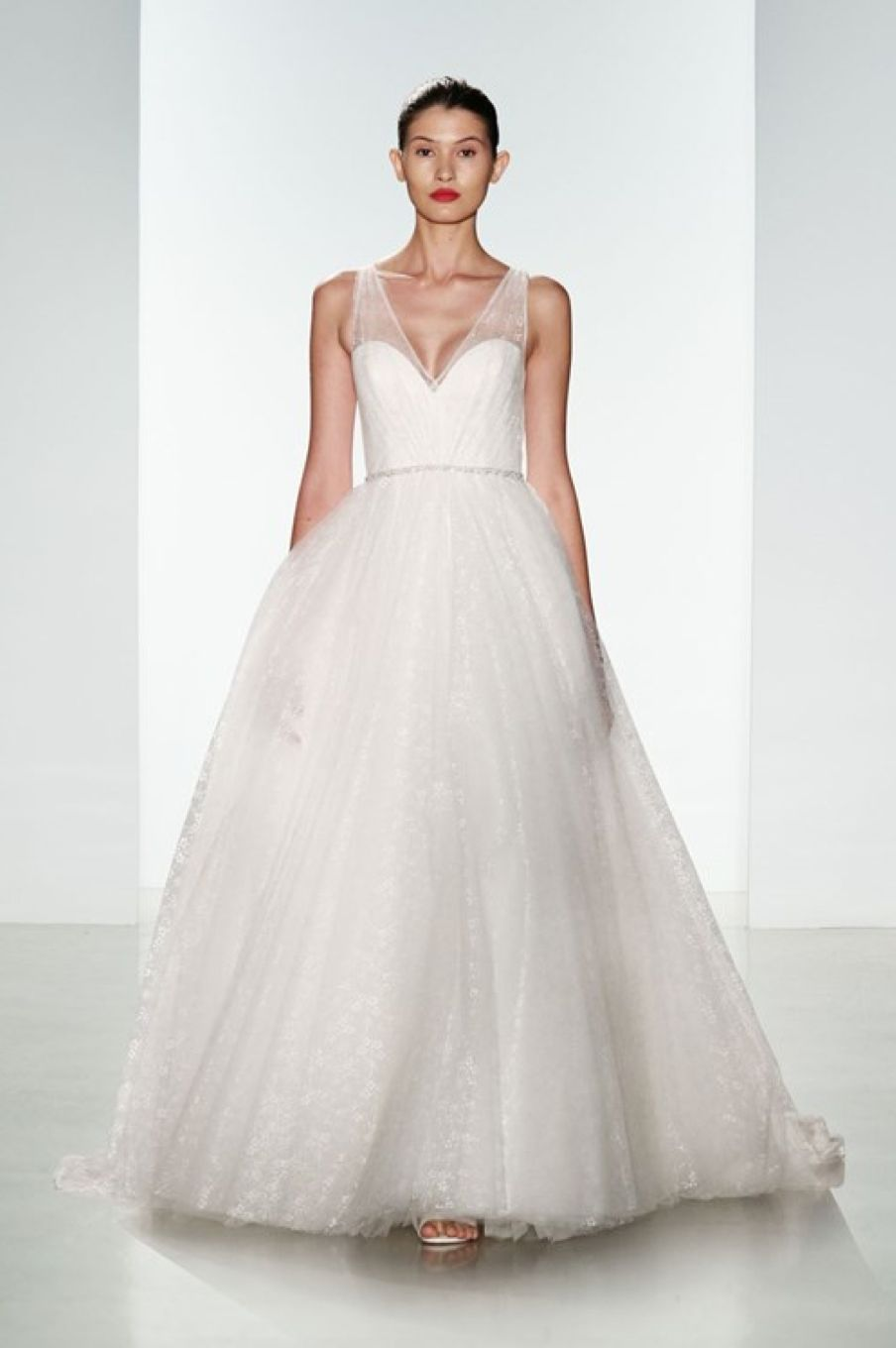 To acquire Wedding Pink dress kleinfeld picture trends