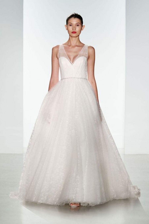 Pink Floral Wedding Dress Kleinfeld | Wedding Dress | Pinterest ...