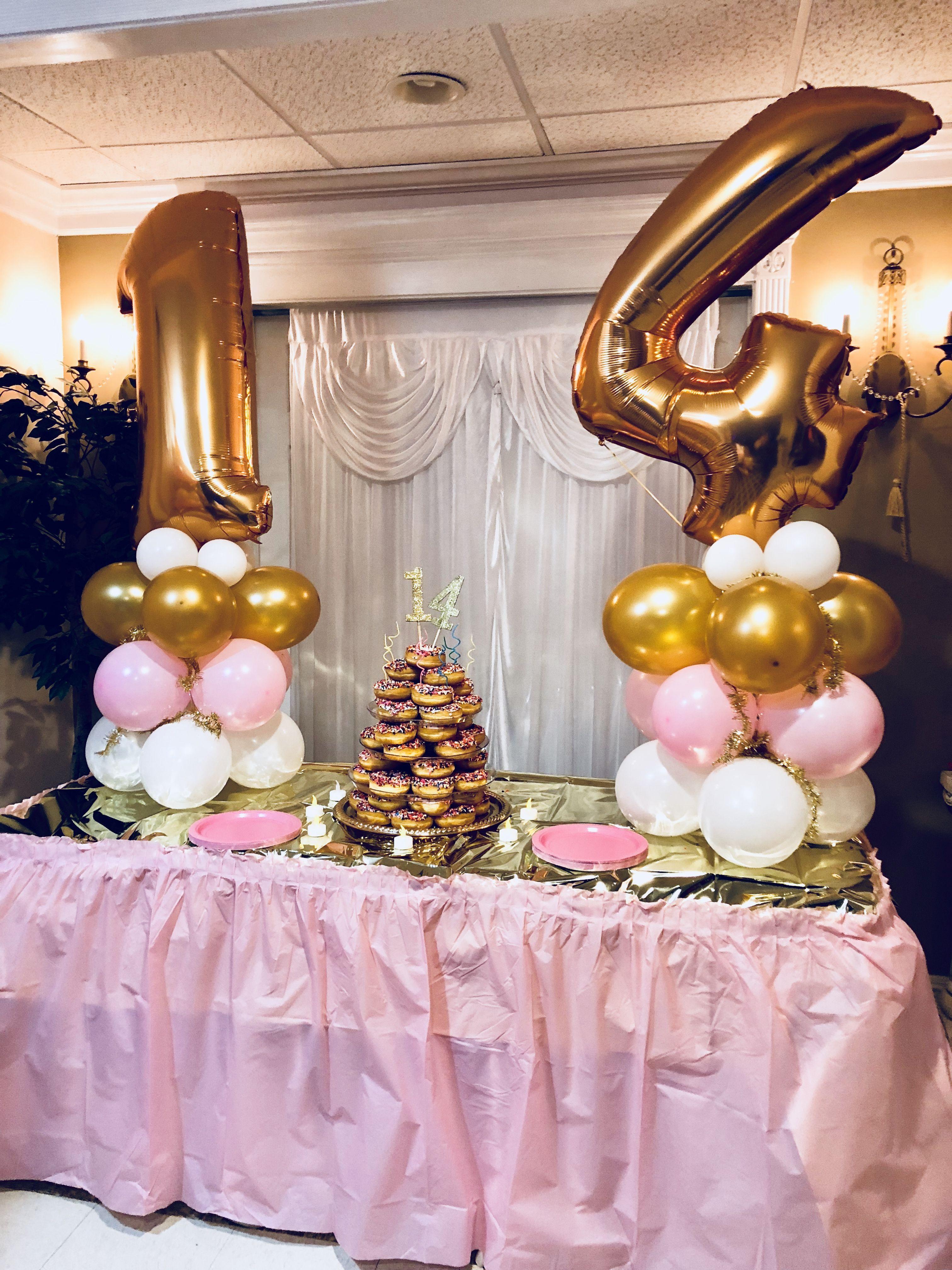 14Th Birthday Party Ideas Birthday party theme