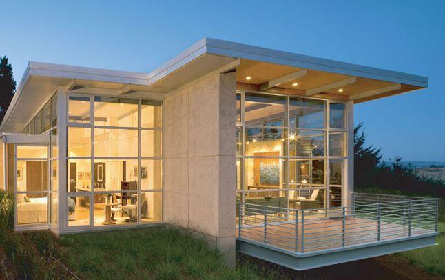 Alternative Small House Designs