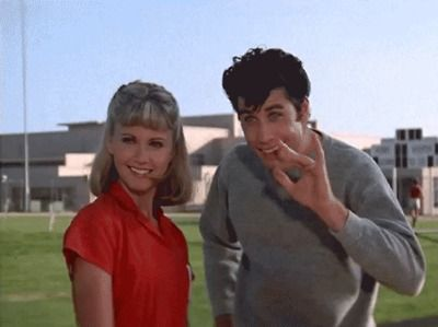 Grease. It's my favorite summer track.