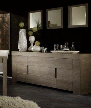 Madia moderna 4 ante rovere grigio   Home Decor & More ...