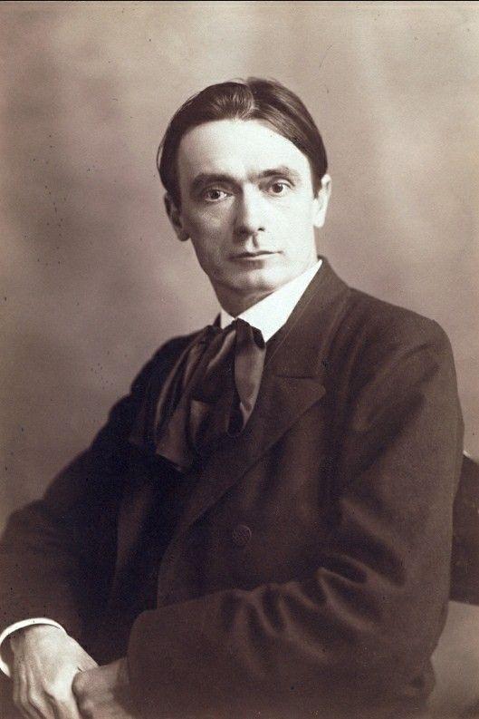 Rudolf Steiner in 1908.