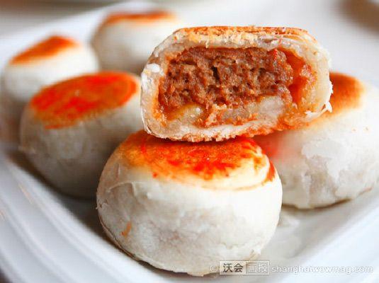 回味传统咸香 — 上海老字号月饼地图 | 上海沃会画报