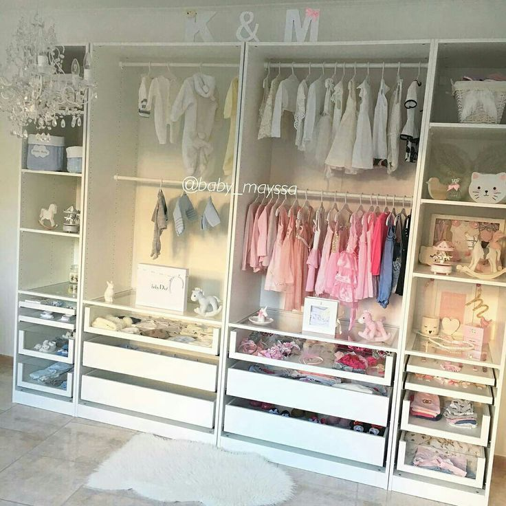 kleiderschrank f r kinder babyzimmer ideen. Black Bedroom Furniture Sets. Home Design Ideas