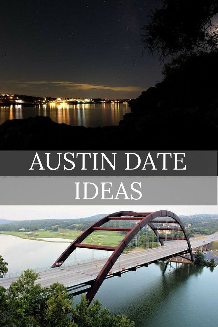austin date ideas for every day of the week | travel inspiration