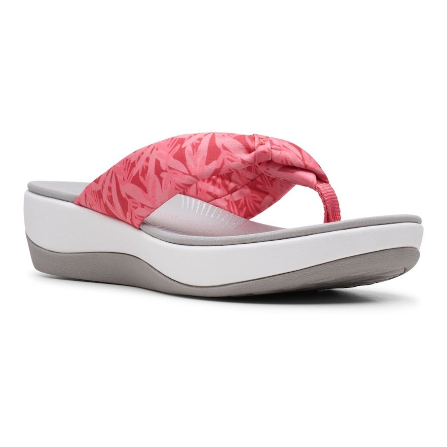 Clarks® Cloudsteppers Arla Glison Women's Ortholite Sandals