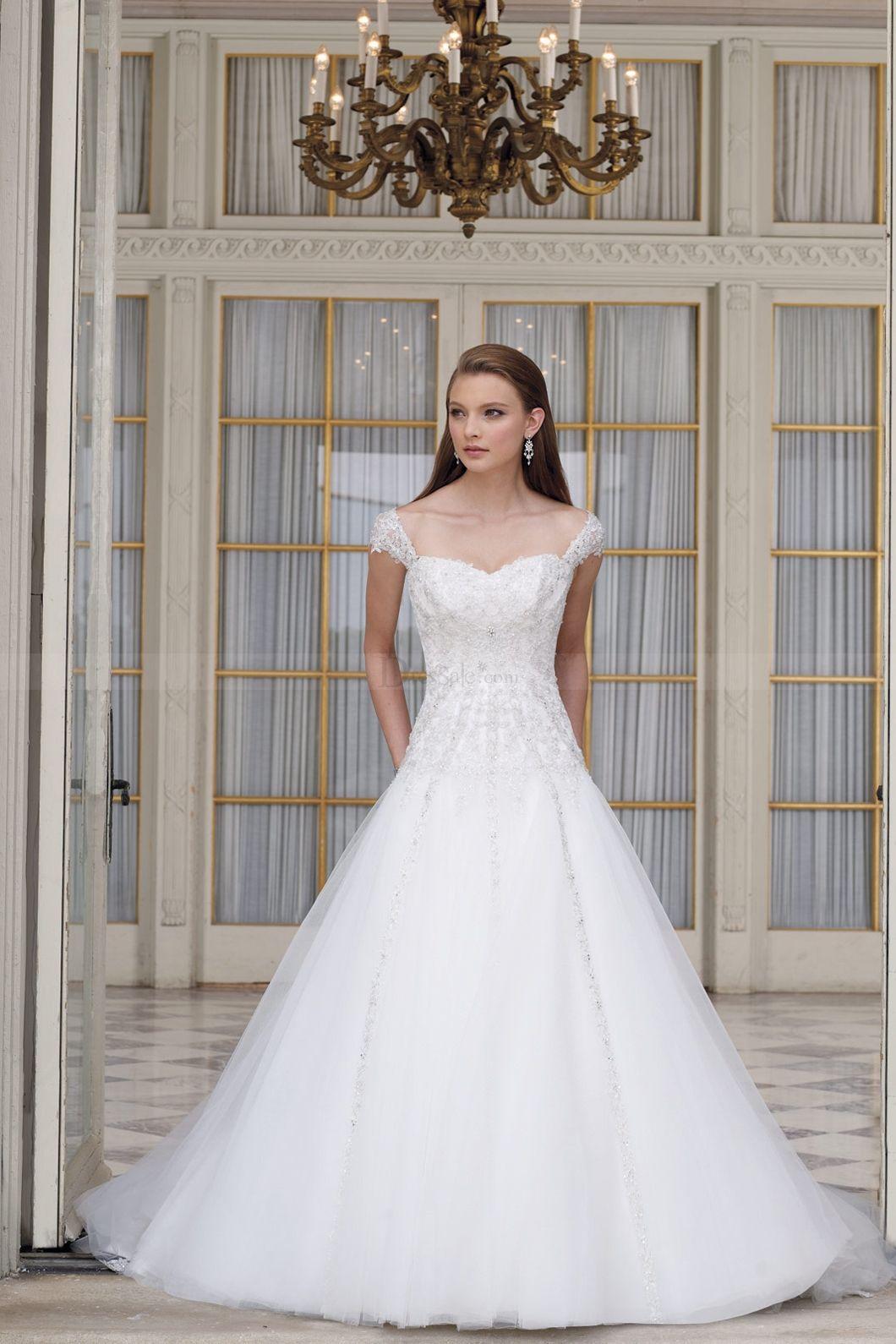 Lace Wedding Dresses Under 100 Dollars - http://ideasforwedding.co ...