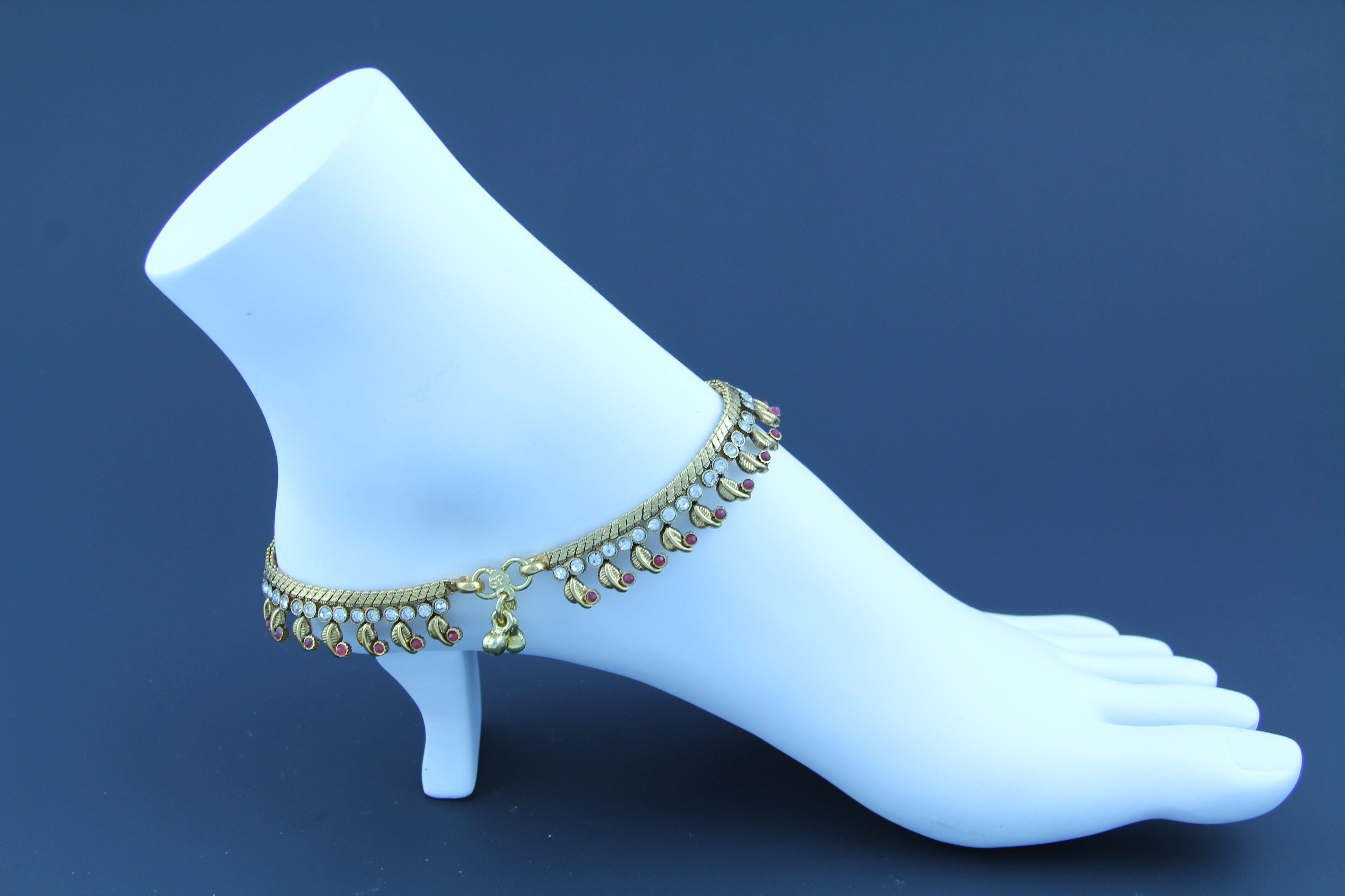yin yang goods buy and silver bohemian anklet discovered an