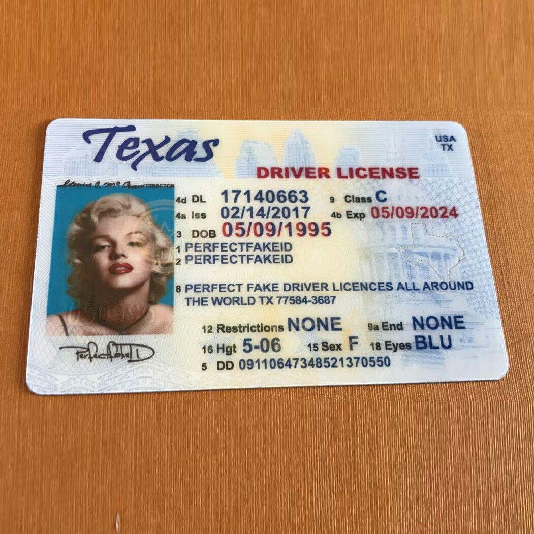 requisitos para la licencia de conducir en Texas
