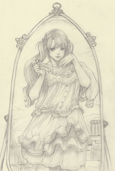 Original Pencil Drawing by JDarnell | Outfit | Pinterest | Dibujo ...