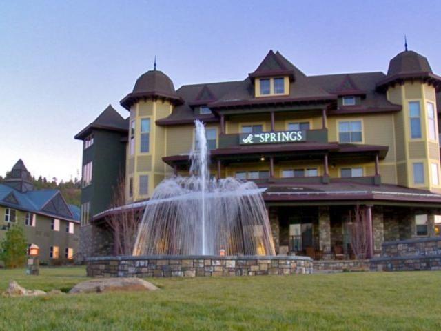 The Springs Resort Natural Hot In Pagosa Colorado