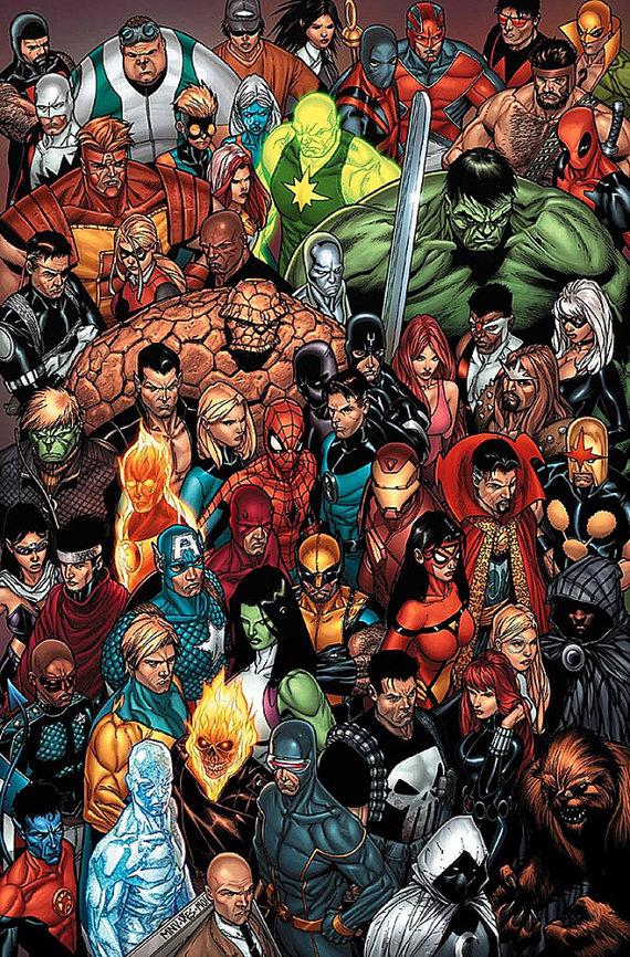 Marvel Civil War Comics Pdf