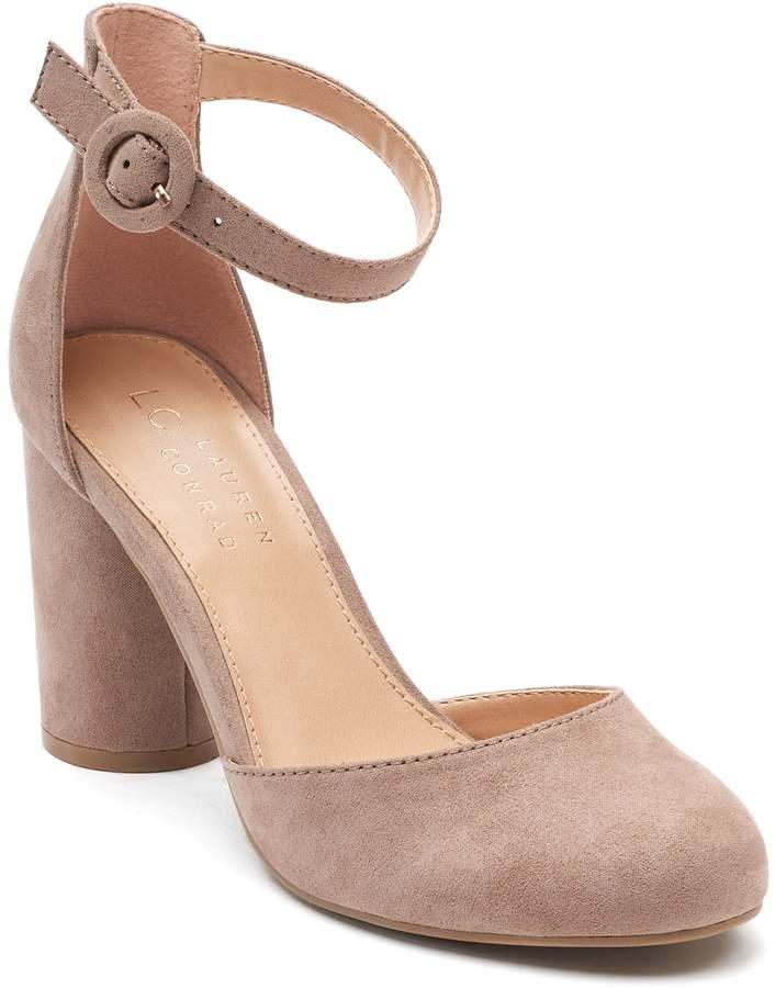 fb4b401df26 LC Lauren Conrad Hydrangea Women s High Heels