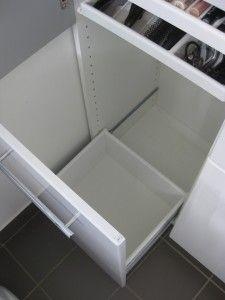 Mueble para ropa sucia buscar con google ba os for Mueble para ropa sucia