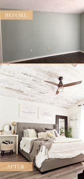 So installieren Sie Ihr eigenes altes Holz  Decke  Unser Hauptschlafzimmer im Ob...#altes #decke #eigenes #hauptschlafzimmer #holz #ihr #installieren #sie #unser #altesholz So installieren Sie Ihr eigenes altes Holz  Decke  Unser Hauptschlafzimmer im Ob...#altes #decke #eigenes #hauptschlafzimmer #holz #ihr #installieren #sie #unser #altesholz