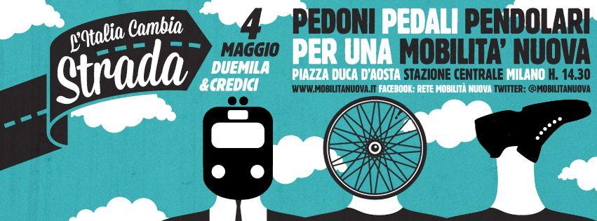 4 maggio 2013, Milan #Bike Day, il giorno della #bicicletta.  #LessIsSexy
