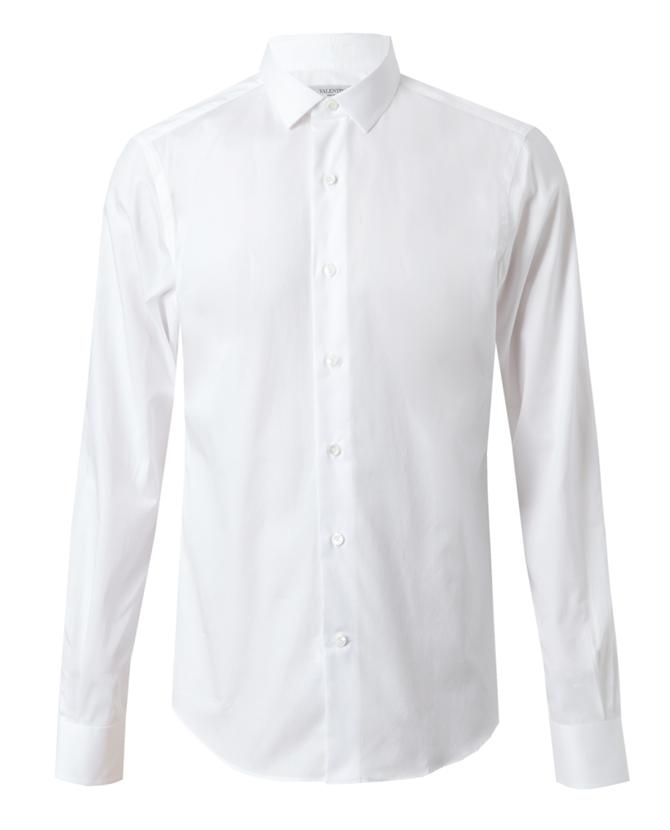 Browns | VALENTINO | Tailored cotton shirt