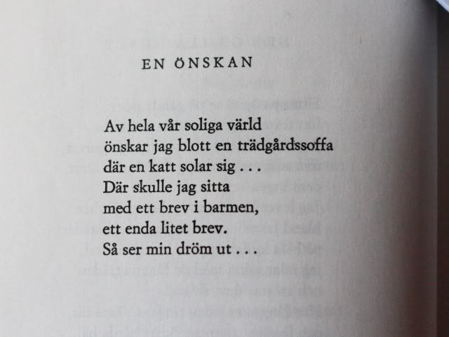 kända dikter om sorg