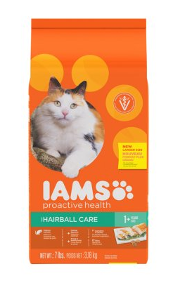 IAMS Coupon Score 2.50 Off Any One IAMS Dry Cat Food