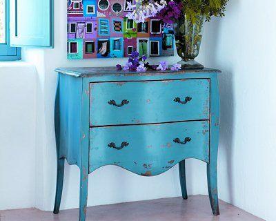 Blue Drawers Home Decor Decor Furniture