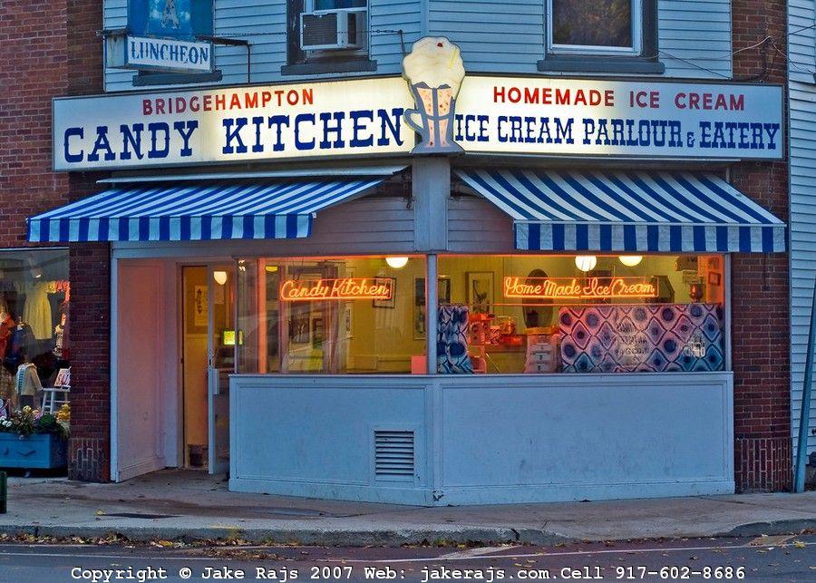 Bridgehampton. This diner isn't that amazing, but I