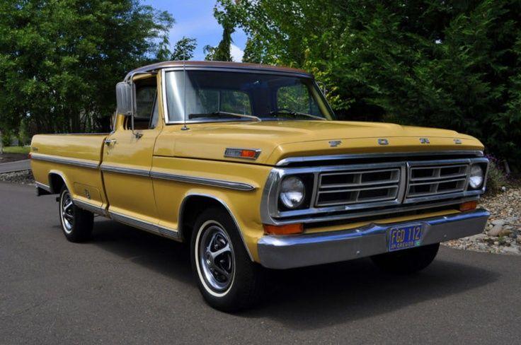 1972 ford trucks 1972 f100 explorer ford trucks 67 72 ford truck pinterest best ford. Black Bedroom Furniture Sets. Home Design Ideas