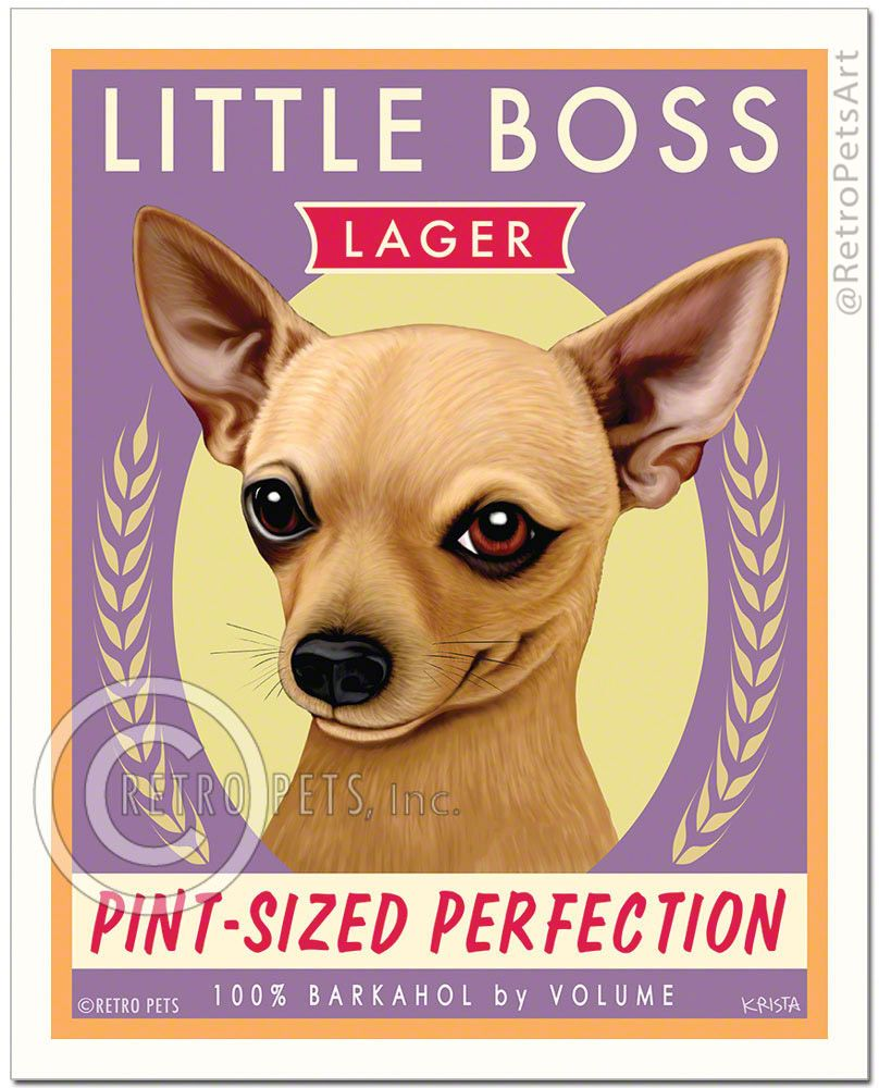 "Little Boss Lager | ""Pint-Sized Perfection"" 