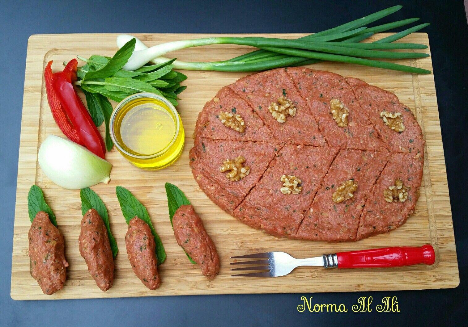 من اطيب المقبلات اللبنانية وطبق شهي واساسي بالسفرة الرمضانية اللبنانية Cooking Food Meat