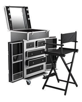 Amazing Top Quality Saloon Aluminium Stainless Makeup Stand Chair Set   Buy Top  Quality Saloon Aluminium Stainless Makeup Stand Chair Set,Make Up Station, Makeup ...