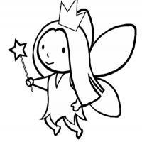 Printable Little Fairy Princess - Printable Princess ...