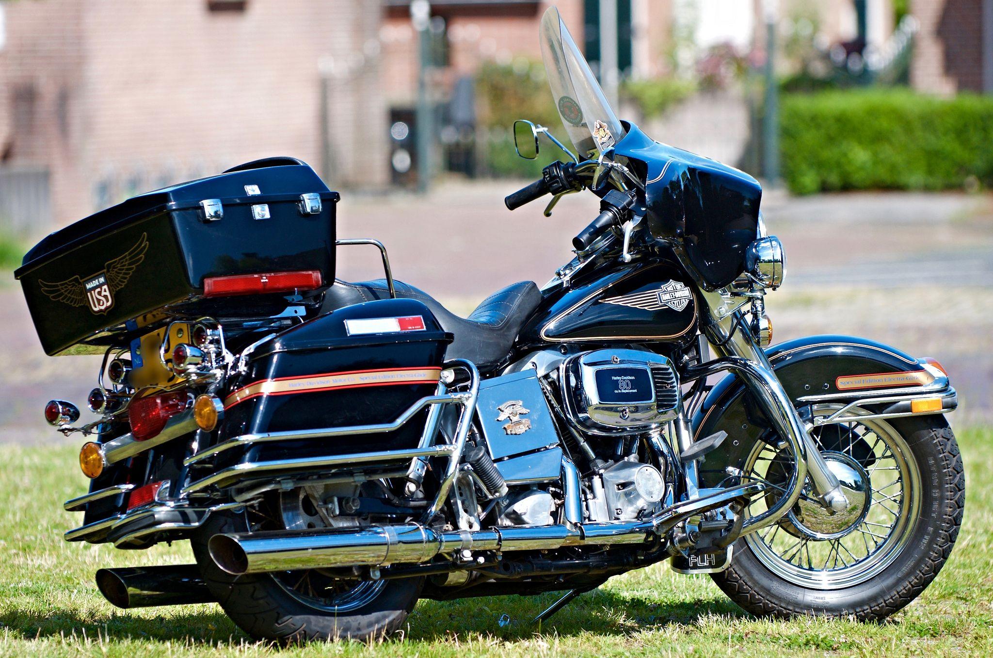 Very Rare 1984 Flhx Shovelhead Shovelhead Amf Harley Harley Davidson Electra Glide [ 1356 x 2048 Pixel ]