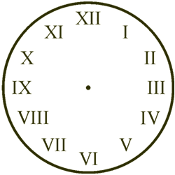 Lesson Plan  Lesson Plan  Roman Numerals  Math Time